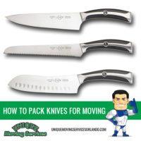 orlando moving packing knives