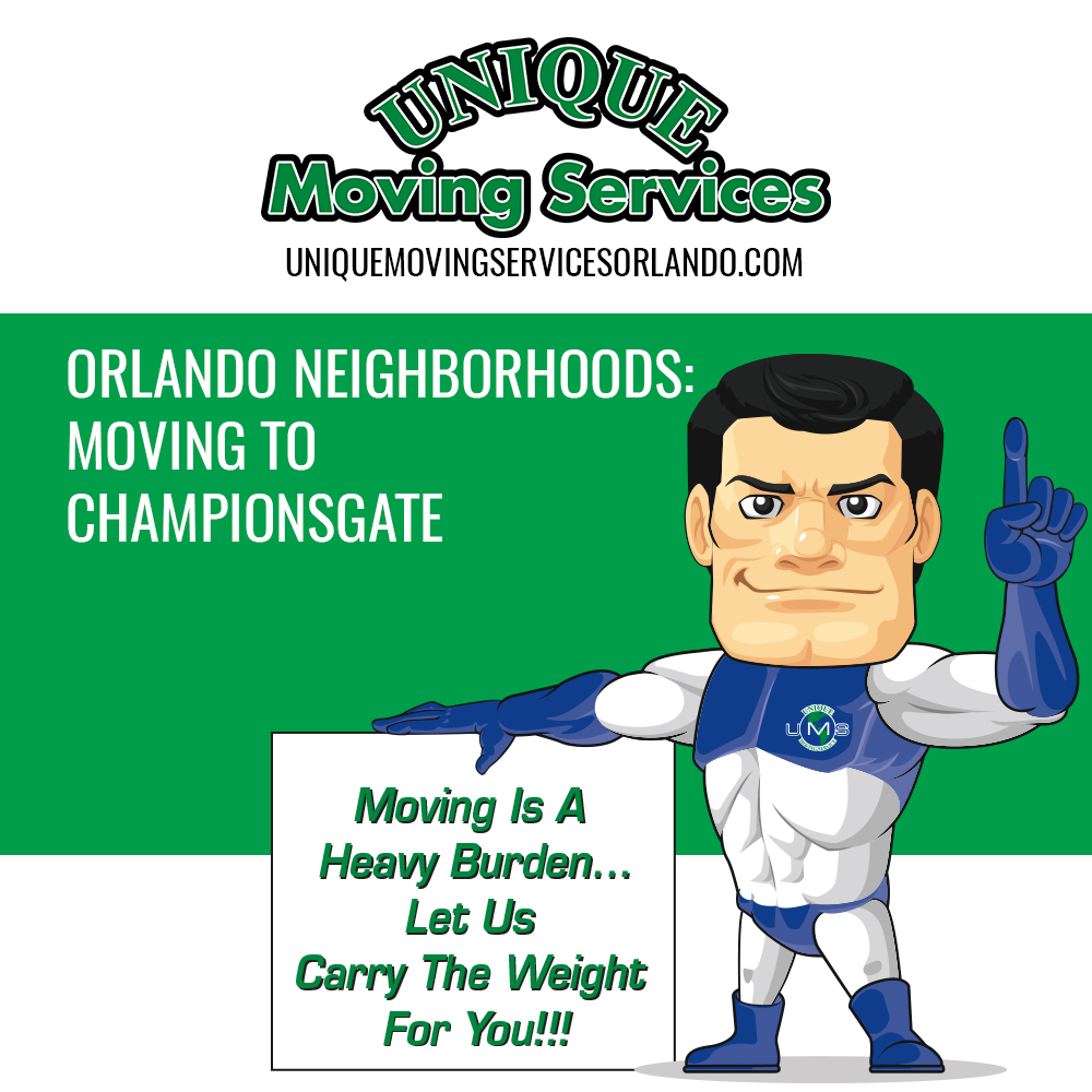 Champions Gate Movers