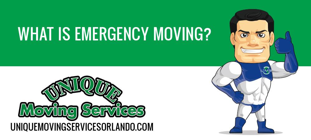 Orlando Emergency Moving