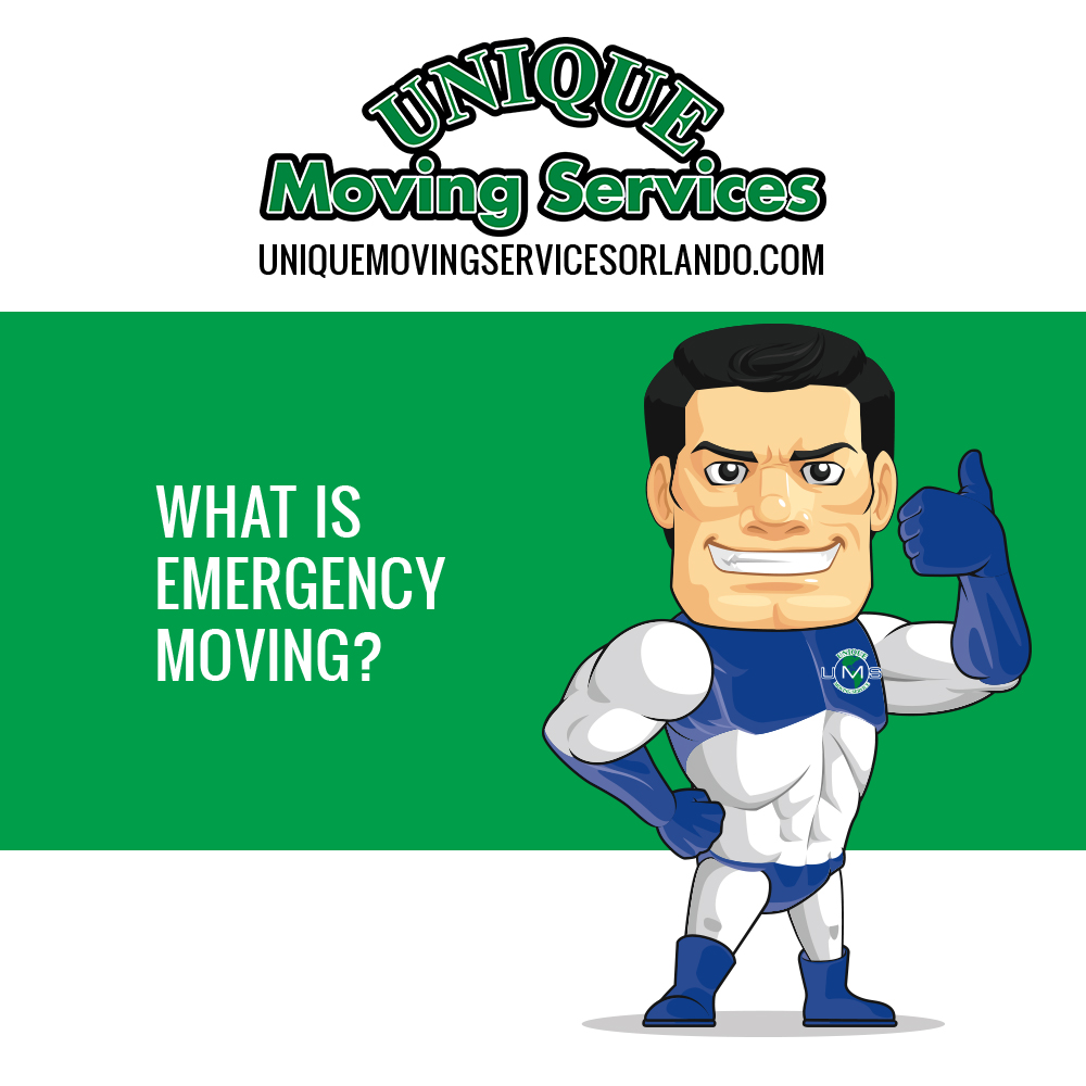 Emergency Moving Orlando