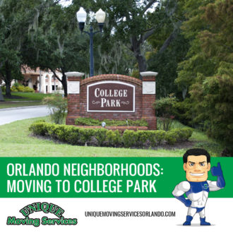 orlando college park movers