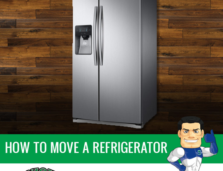 orlando moving company refrigerator