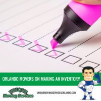Orlando Movers advice